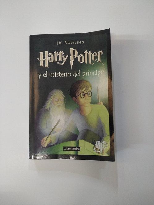 Harry Potter y el misterio del príncipe (JK Rolling)