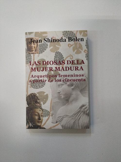 Las diosas de la mujer madura (Jean Shinoda Bolen)