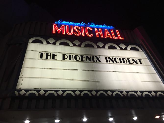 Phoenix Incident: U.S. Theatrical Launch April 8, 2016