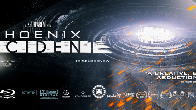 'Phoenix Incident' mixes fact and sci-fi in a creative, bold alien abduction tale  - Los Ang