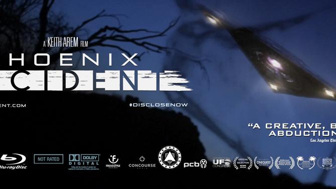 Dread Central - Phoenix Incident Review (2016)