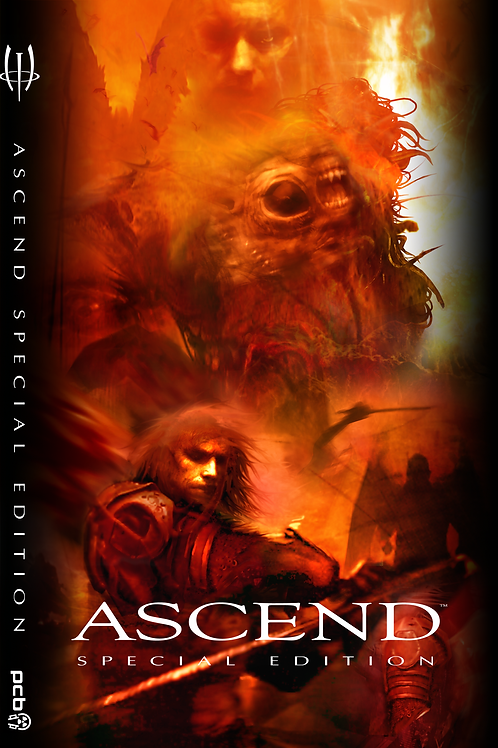 Ascend Special Edition Soft Cover Graphic Novel