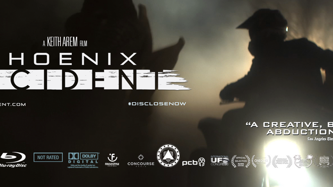 Film Ink Review - The Phoenix Incident