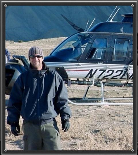 Crew Profile: Brett Junod