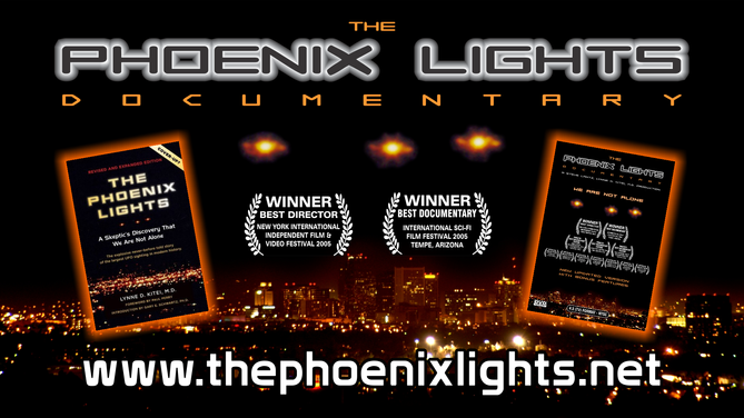 The Phoenix Lights...A Skeptic's Discovery