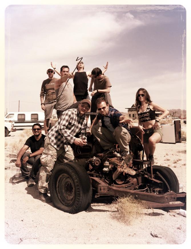 Phoenix Incident: Epic Cast Shot
