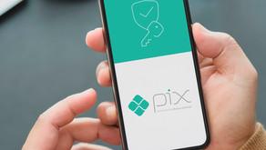O PIX chegou na Sorveteria Ideal