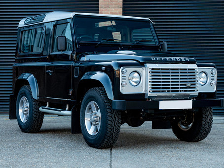 2016 LAND ROVER Defender XS 90 (16)