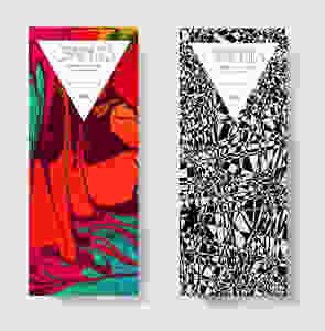 Art of Artisan Chocolate Packaging | Compartes Chocolate, photo sourced from The Fox is Black
