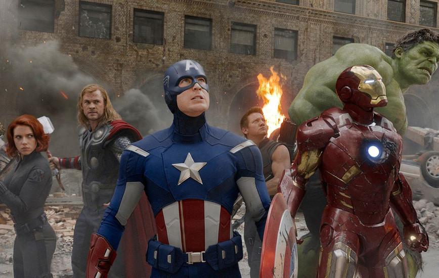 Marvel, Fan Boys & Perception: Storytelling through motion graphics