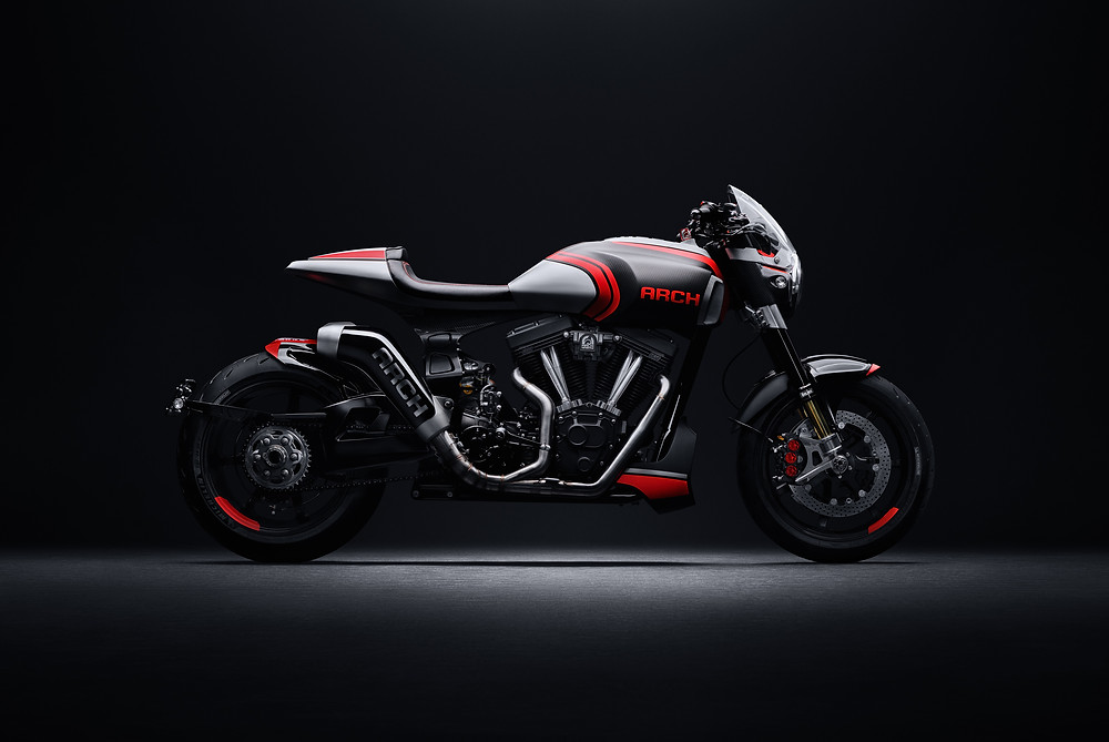 Gard Hollinger talks Art, Ambition, and Arch Motorcycle | S1 Photo Credit: Marcus Eriksson