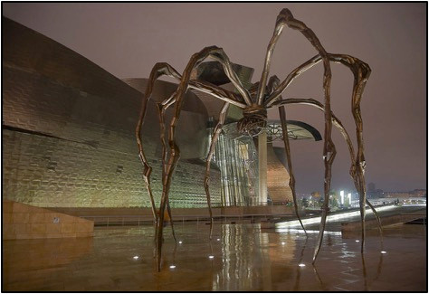 Gone, but Unforgettable: Remembering the Art of Louise Bourgeois | Maman (1999, cast 2001) by Louise Bourgeois