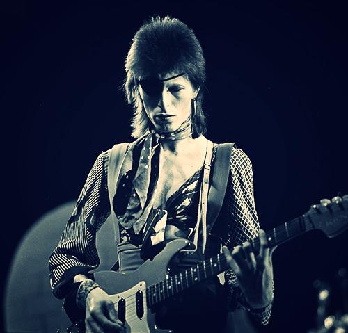 Performance Art: David Bowie
