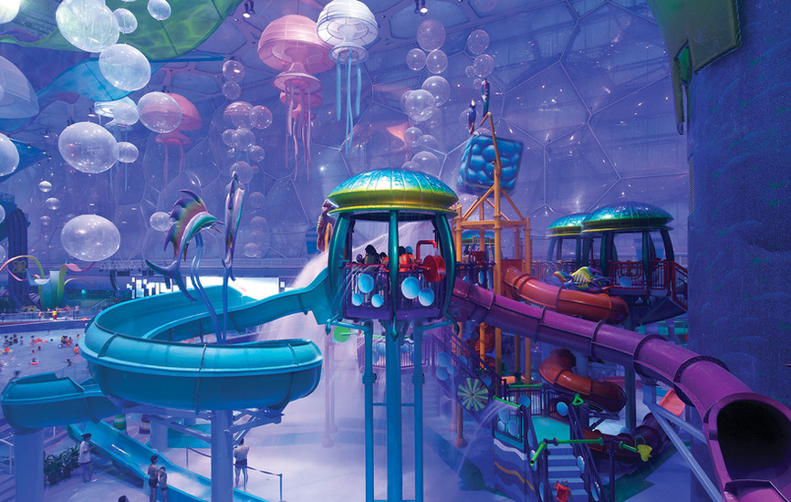 Designing an Experience: FORREC's Thomas Gould on water parks, ski resorts & the future of leisure