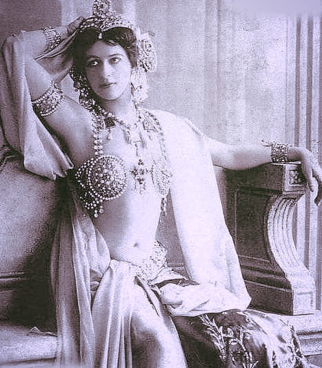 Mata Hari | The Art of Covert Operations