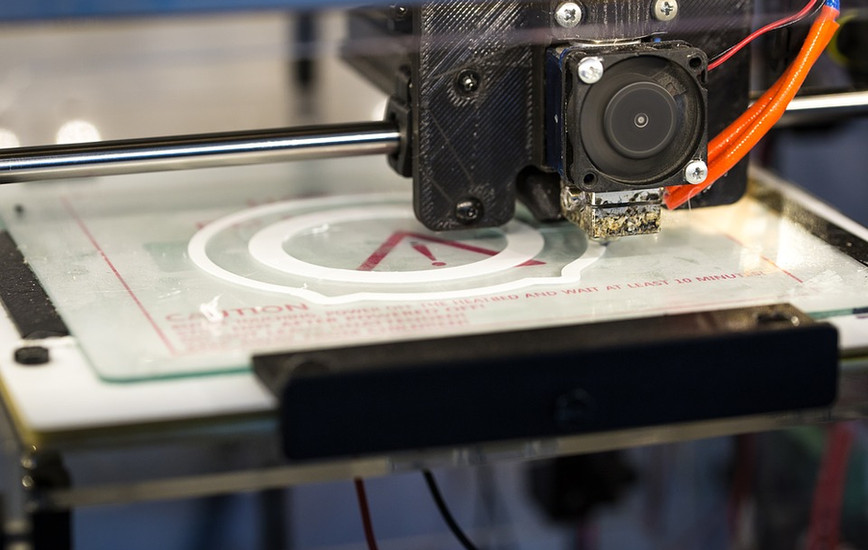 The Future of Architecture is 3D Printed