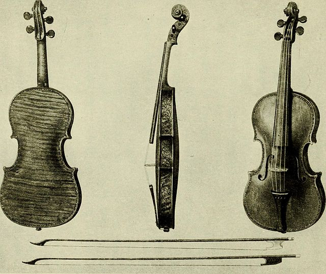 Orchestra Musical Instruments (1917)