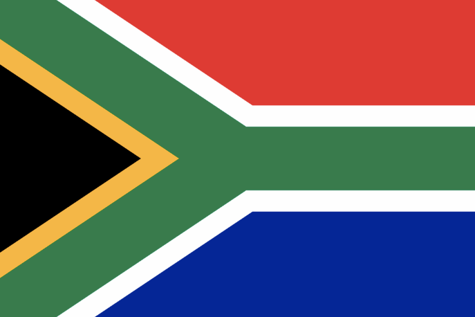 Three Phases in the Unique Development of South African Art | Flag of South Africa