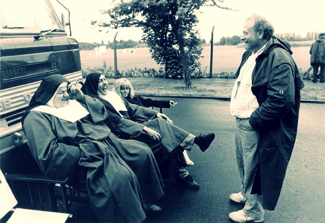 Courtesy of Jonathan Lynn  | Jonathan Lynn on acting, directing, and writing comedy: Nuns on the Run