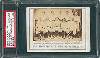 (1869) Peck & Snyder | Red Stocking Base