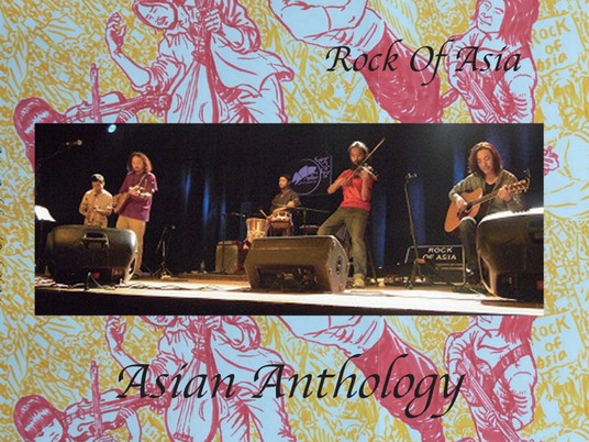 Music Review: Asian Anthology by Rock of Asia