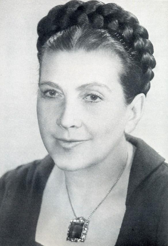 Nadezhda Sergeevna Nadezhdina  (1904/8 - 1979)