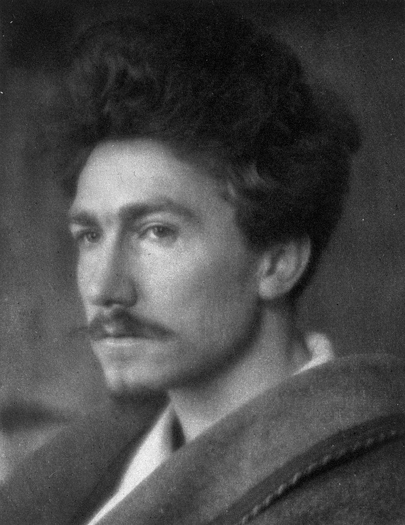 A Word About Transport: Poems by Wordsworth, Pound, and Frost | Ezra Pound (1885 — 1972) in 1913 by Alvin Langdon Coburn