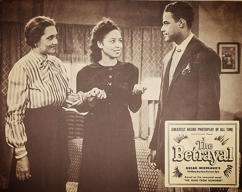 Alice B. Russell in the Betrayal (1948) | The Rise of Black American Cinema