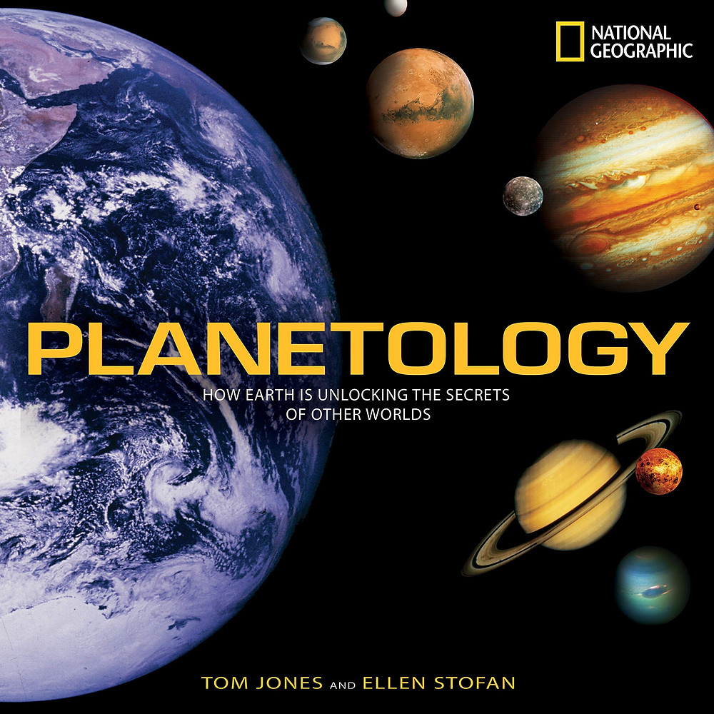 Making a Big Difference on a Small Planet: A conversation with Ellen Stofan, Director of the Smithsonian National Air and Space Museum | Planetology: Unlocking the Secrets of the Solar System (2008) by Tom Jones and Ellen Stofan