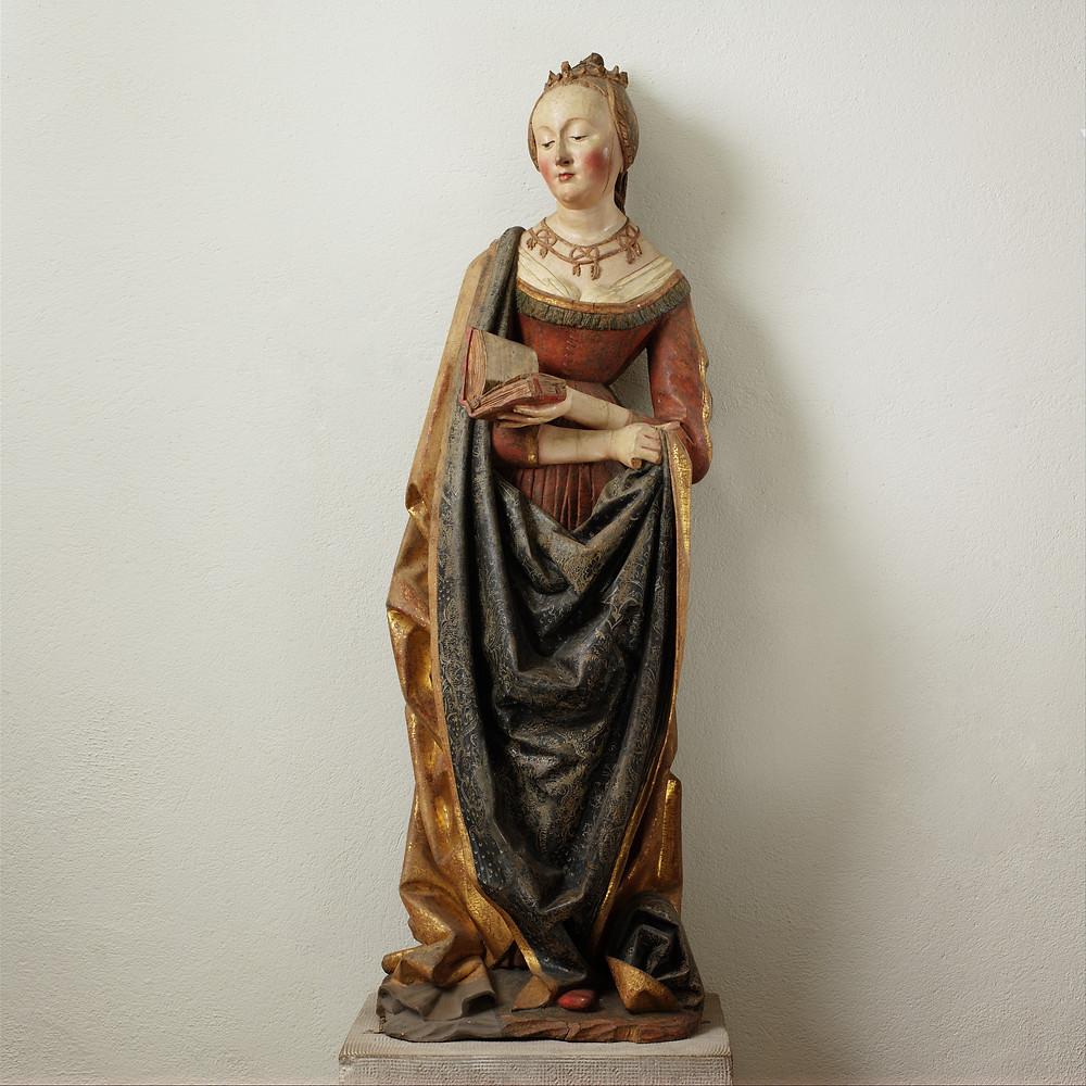 Saint Barbara (1490)