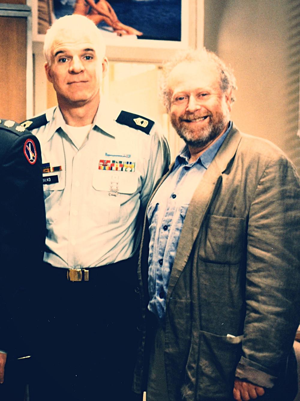 Courtesy of Jonathan Lynn  | Jonathan Lynn on acting, directing, and writing comedy: Sgt. Bilko