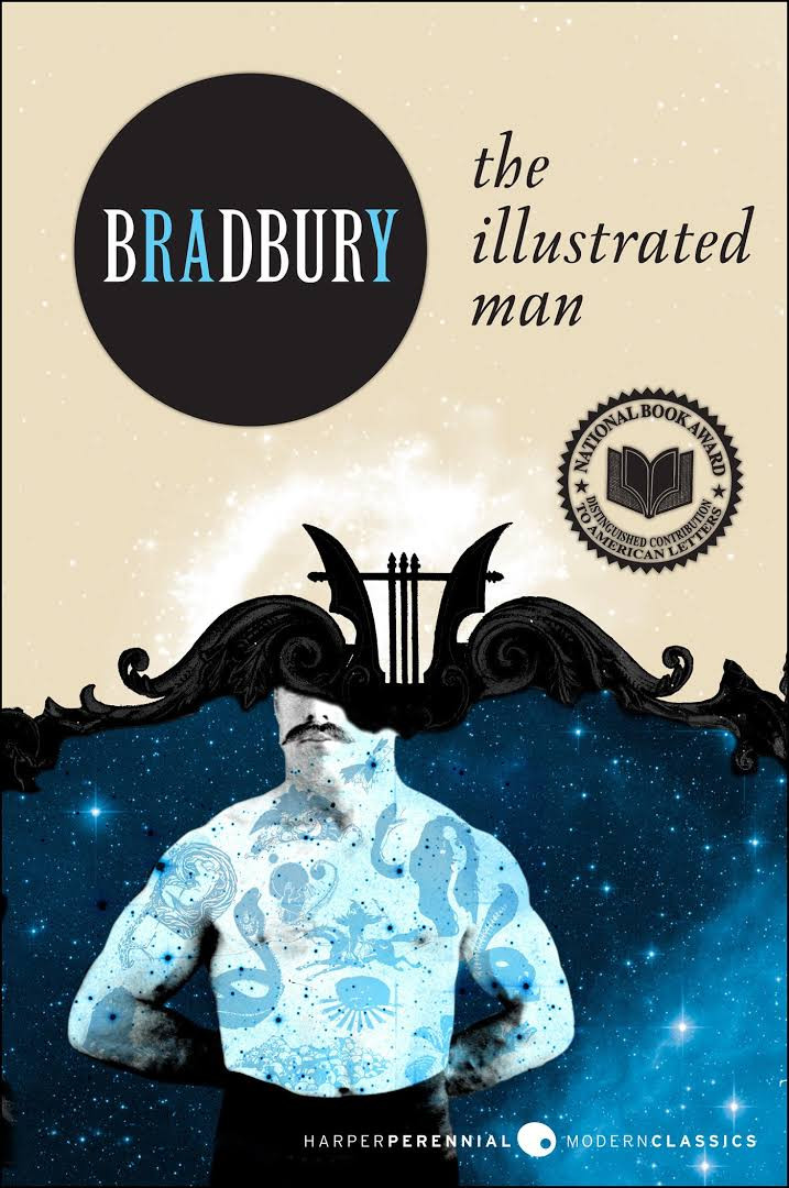 The Illustrated Man | Books as Dialects of ART