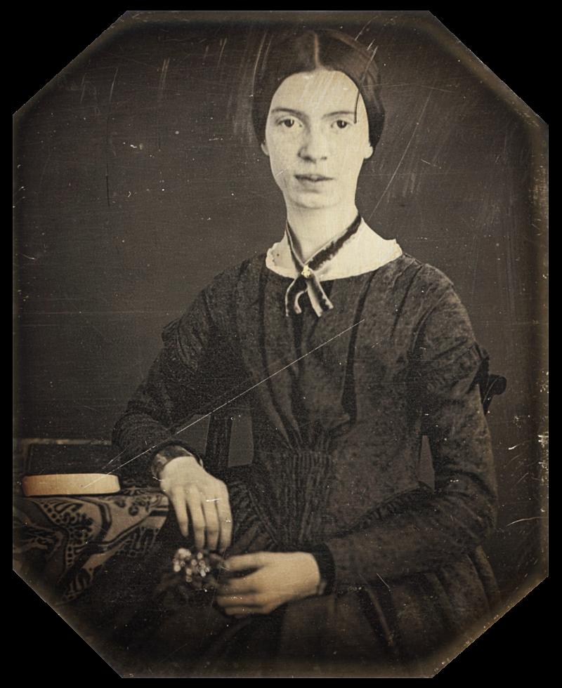 Emily Elizabeth Dickinson (1830 – 1886)