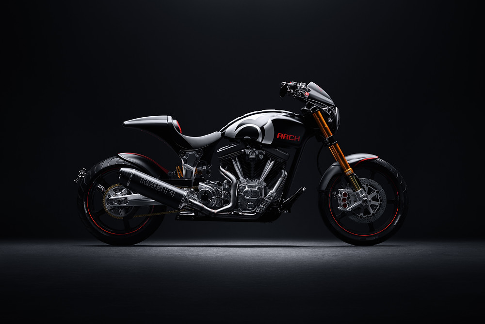 Gard Hollinger talks Art, Ambition, and Arch Motorcycle | KRGT-1 Photo Credit: Marcus Eriksson