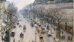 The Haussmanization of Paris