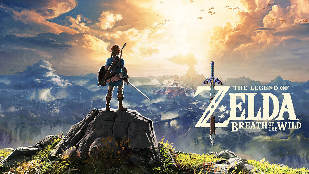"Cover Art for ""The Legend of Zelda - Breath of the Wild"" for Nintendo Switch. Copyright of Nintendo"