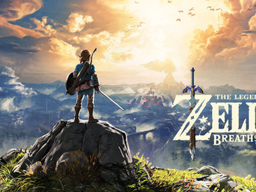 """The Artistic Adventure That is """"The Legend of Zelda: Breath of the Wild"""""""