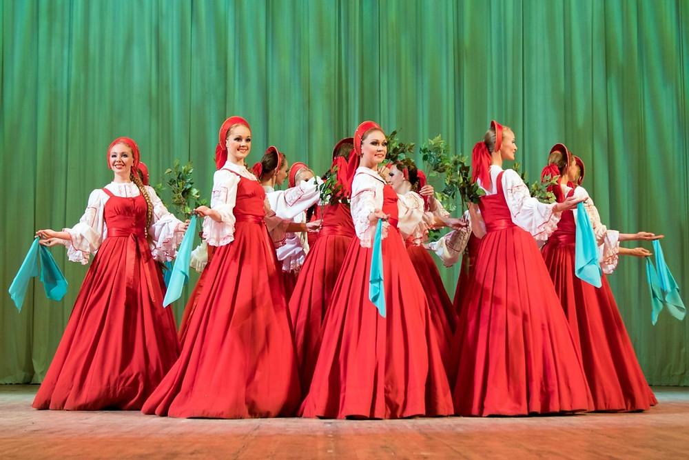 Beroyzka Dance Ensamble | Credit Bolshoi Ballet Moscow