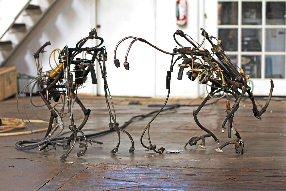 """Chico MacMurtrie on Art, Humanity & The Robotic Church 