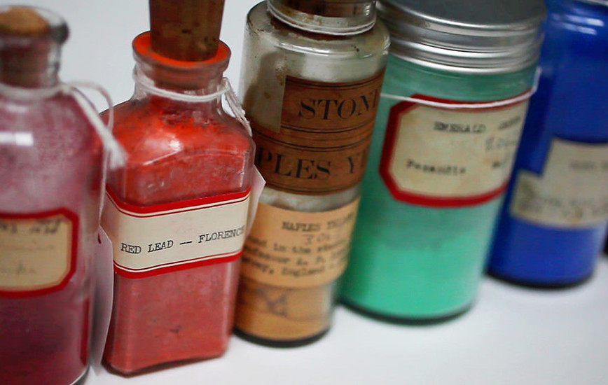 The Hues of Human History: Narayan Khandekar on art, conservation, and the Forbes Pigment Collection