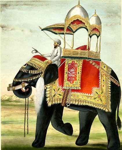 A Visual History of the Howdah: A photo essay