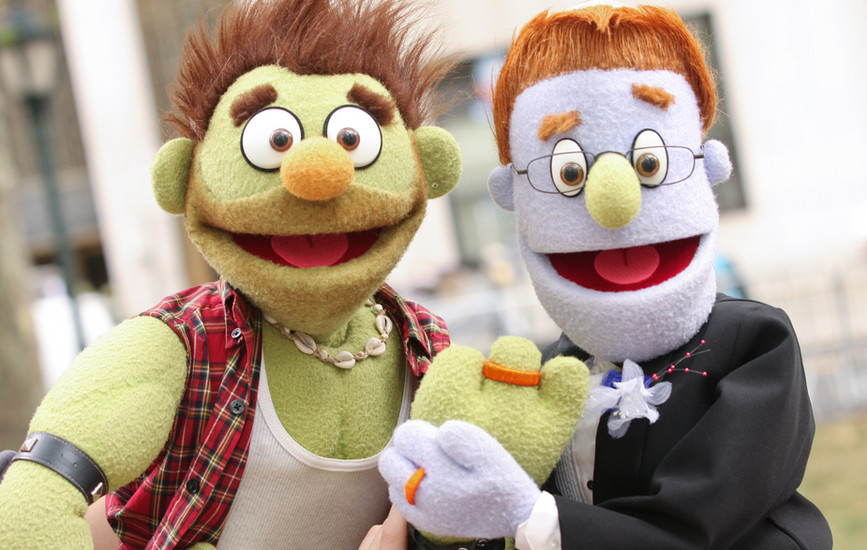 15 Years of Purpose on Avenue Q: Interview with Puppet Designer Rick Lyon & Puppet Captain Jason Jacoby