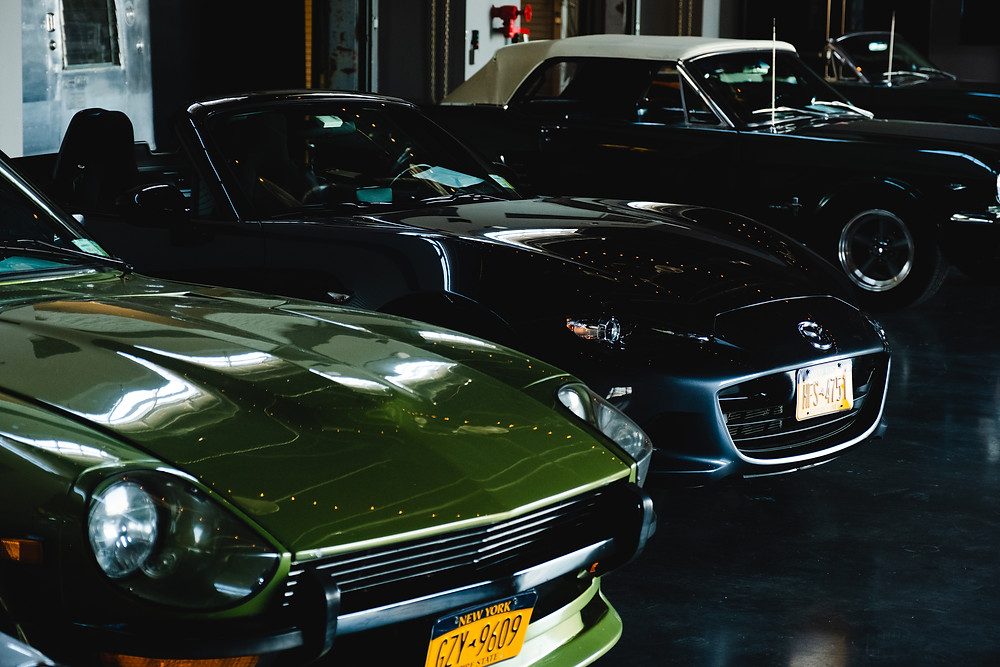 Progressing the Arc of Automotive Power: Conversation with Mike Prichinello, the Creative Director of the Classic Car Club