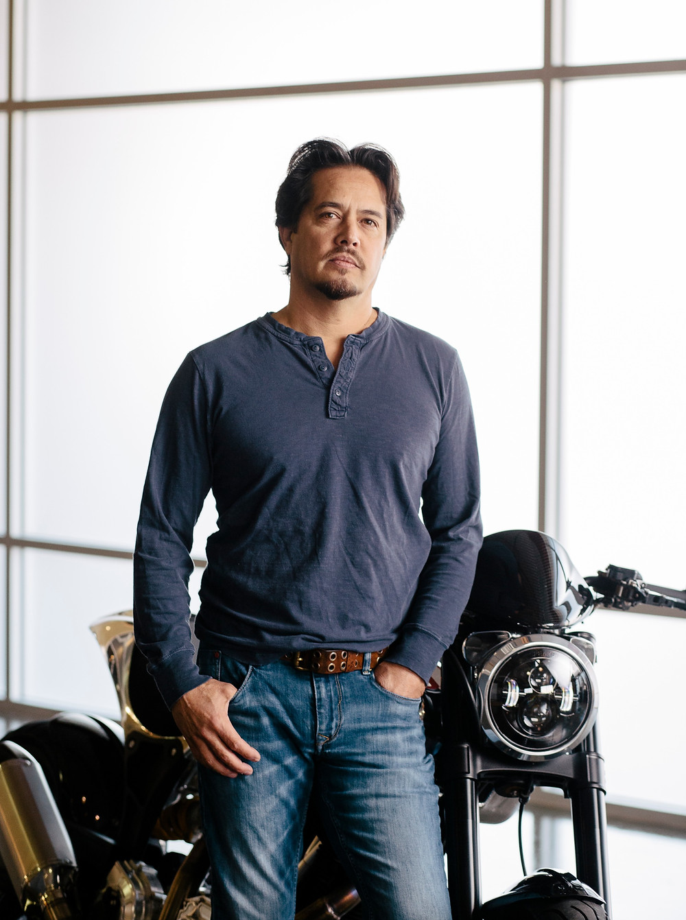 Gard Hollinger talks Art, Ambition, and Arch Motorcycle | Gard Hollinger, courtesy of Arch Motorcycle