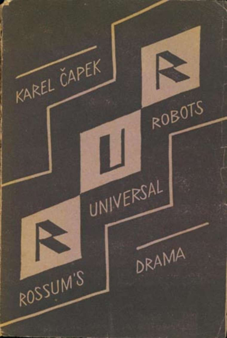 "How Two Artists Invented the Word ""Robot"" 