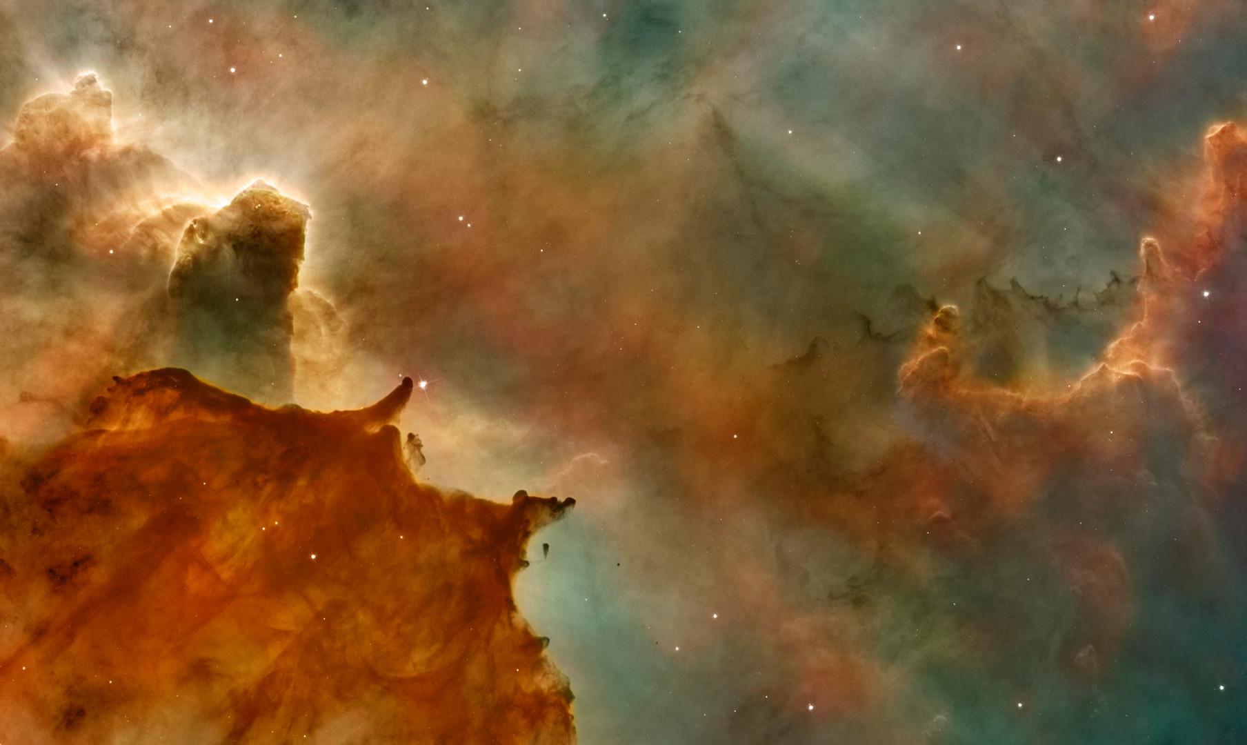 Seeing Is Not Believing: Dr. Jayanne English talks visual grammar and the real art behind astrophotography