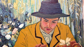 """The Making of the World's First Ever Fully Painted Feature Film, """"Loving Vincent"""""""