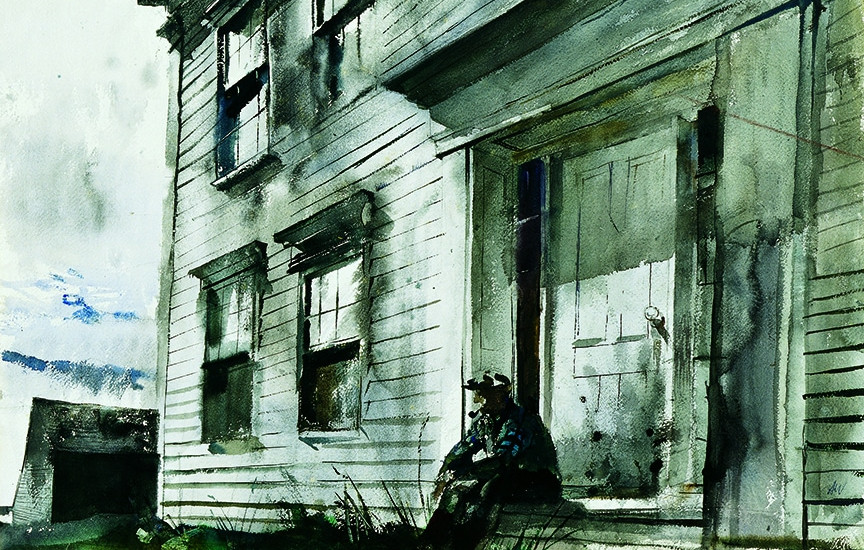 """A Day in Alvaro's World: What """"Christina's World"""" by Andrew Wyeth reveals about her brother's"""