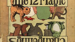 Twelve Magic Changelings (1907) by Glen, M. A., Cutouts for Children: A photo essay