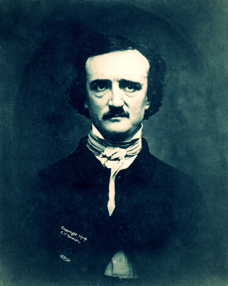 Drugs and Artists: The road of excess | Edgar Allan Poe